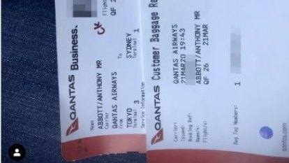 Why you shouldn't post a picture of a boarding pass on social media