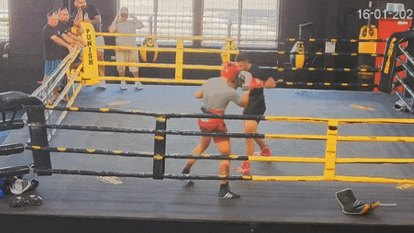 Stunning footage of Huni getting knocked out emerges ahead of Gallen fight
