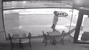 CCTV footage of Mohammed Ibrahim, 34, in the hours before and during his deadly attacks in March 2020.