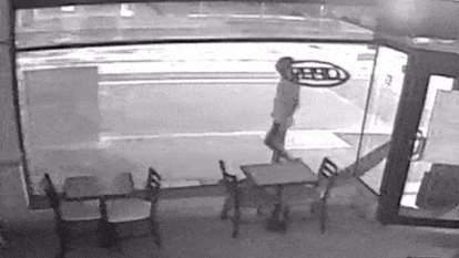 Double killer roamed shopping centre armed with knives before fatal Melbourne attacks