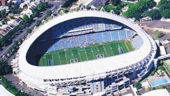 Architect says doomed Sydney Football Stadium still 'world class'