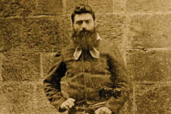 What was that, Ned? Ned Kelly fanatics disagree over what accent the bushranger had.