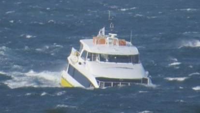Strike to force cancellation of Sydney's fast ferry services