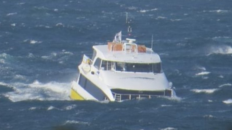 Sydney's ferries workers strike over new pay deal