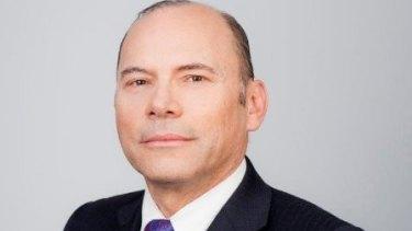 David Mond, former Victorian Liberal Party treasurer.