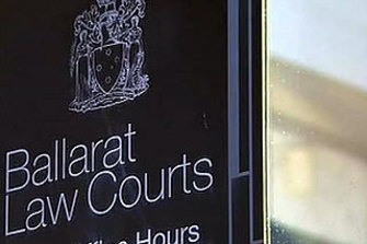 Obiyo Chigozie Nwigwe is facing charges at the Ballarat Magistrates' Court.
