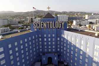 Scientology in the US has shifted tens of millions of dollars into Australia
