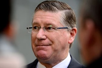 Dr Denis Napthine, who will head a new horse welfare task force aimed at researching better post-retirement outcomes for thoroughbreds.
