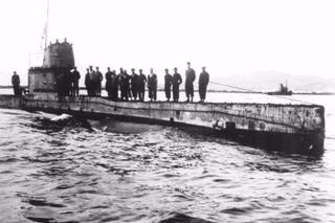Australia's first mass casualty event of the war came on September 14 when the submarine AE1 disappeared off the coast of New Britain with all 35 members of her crew.