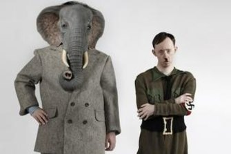 Back to Back Theatre's ground-breaking Ganesh Versus the Third Reich is not to be missed.