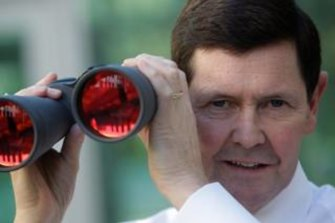 Kevin Andrews has long had changes to family law in his sights.