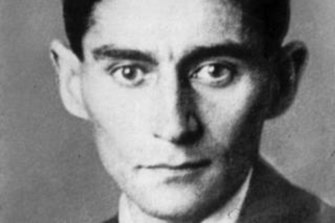 Czech author Franz Kafka was known for creating worlds consumed by nightmarish bureaucracy.