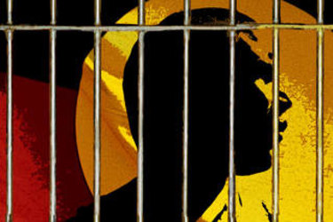 The NSW government has attempted to use terrorism laws against Indigenous men imprisoned for other crimes.