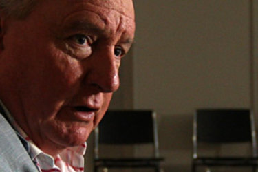 Mad F------ Witches remain unimpressed with Alan Jones.