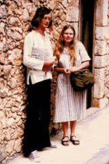 Martin Johnston and Nadia Wheatley.