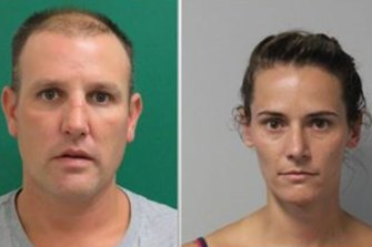 Laura Hindes has been charged as Shane Cochrane remains in custody.