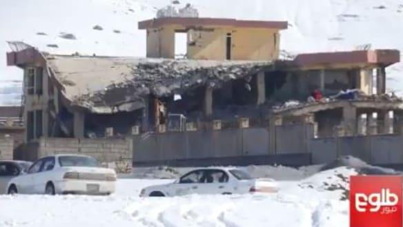 Scores killed after Taliban infiltrates Afghan intelligence base