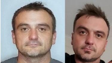Missing man Dalibor 'Dale' Pantic.