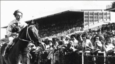 Luskin Star was a popular winner in 1977.