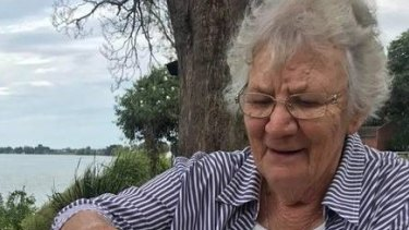 Adele Morrison's car had been found in floodwaters. She had been missing since March 16.