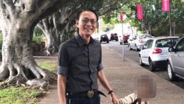 Ho Ledinh was shot dead at a Bankstown cafe in January.