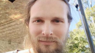 New Zealand man Tane Huffman went swimming by himself in the Brisbane River near Kholo Creek and never returned.