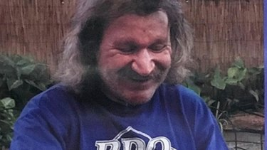 Dean Patrick White was last seen on March 31.