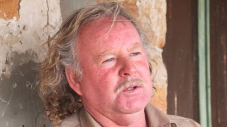 Alleged shooter and former Wentworth Shire councillor Paul Cohrs.