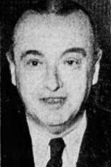 Professor Georges Vial-Mazel