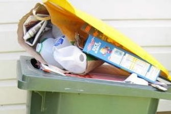 Overloaded: Australia's waste management  is struggling to cope but households can help make a difference.