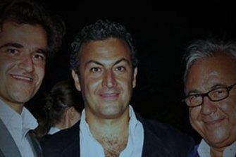 The men of Unaoil: Monaco-based socialites Cyrus, Saman and Ata Ahsani