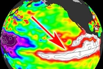 El Nino events typically have a big impact on Australia, bringing worse droughts and bushfires. Extreme El Ninos are projected to increase in number as the planet heats up.