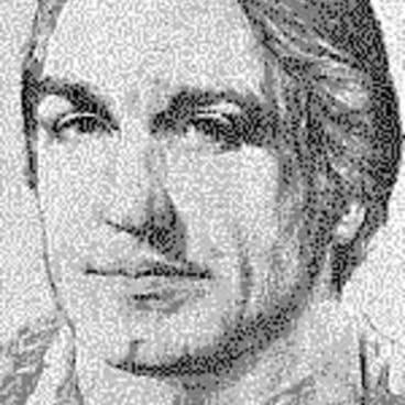 A portrait of Fletcher Christian.