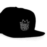 Cotton On's cap featuring a Biggie Smalls crown design.