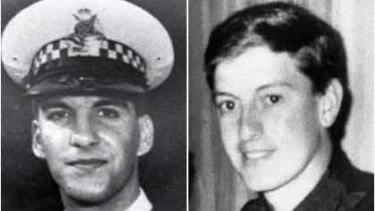 Constables Damian Eyre and Steven Tynan were gunned down in Walsh Street, South Yarra, in 1988.