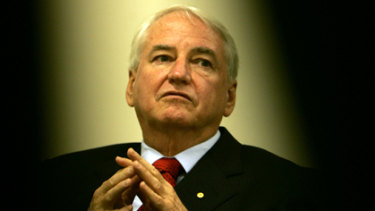 Tony Fitzgerald encountered Nicola Gobbo at coercive hearings in 2007.