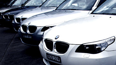 Luxury cars worth more than $100,000 will be subject to a tax under Labor's proposal.