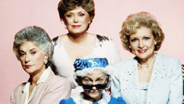 The Golden Girls was a critically acclaimed American sitcom in the 80s and 90s, Justice Thawley said.