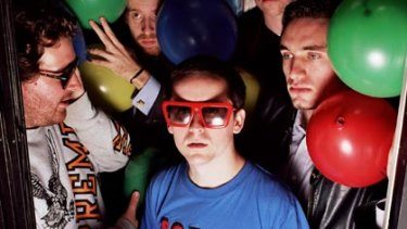 English band Hot Chip have all the moves.