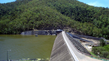 Borumba Dam near Gympie is being further assessed as a potential solar-hydro plant.
