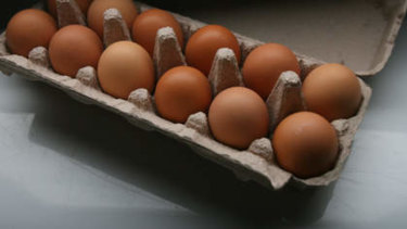 Recall: A variety of egg cartons have been taken off supermarket shelves.
