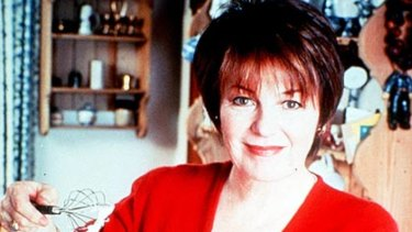 Too good...A Delia Smith rhubarb recipe has sparked a shopping frenzy in the UK.