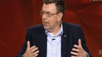 'A party of hatred': Q&A panel clash over preferences and Palmer