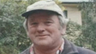 Mick Roberts died at his Buchan property.