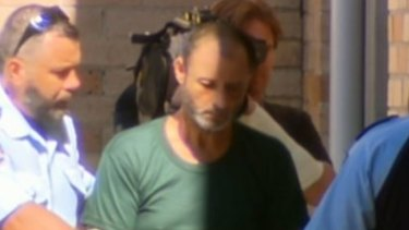 Anthony Sampieri remains in police custody over the alleged incident.