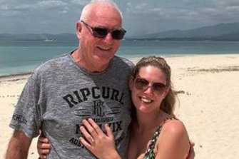 The couple were in Fiji for 10 days last month