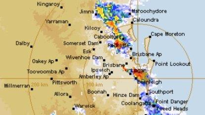 Severe storms dump decent rain, almost 20,000 without power at blackout peak