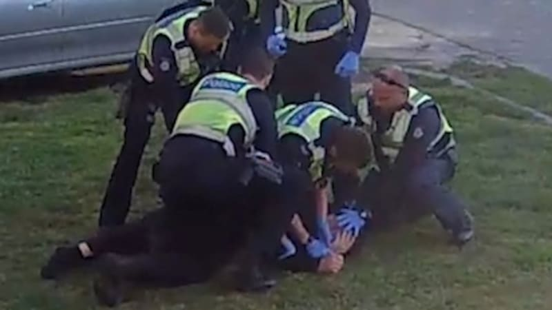 Image result for Victoria Police Suspended over Brutality Claims