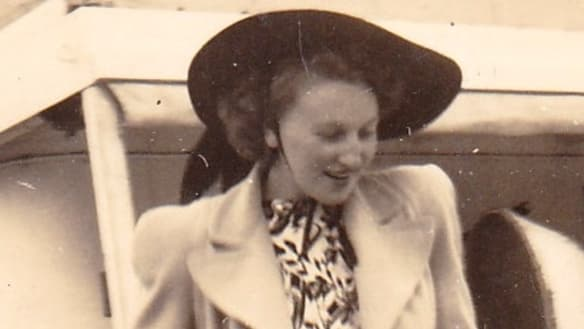 My Aunty June, who ran her own race in a very different Victoria