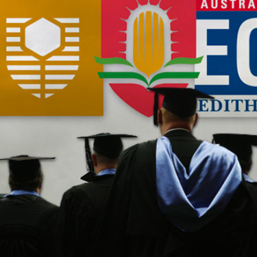WA universities are caught in a vicious cycle of chasing expensive researchers and getting more research papers published in prestigious journals in order to climb global rankings, according to whistleblowers.